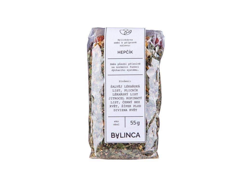 Bylinný čaj Hepčík 55 g