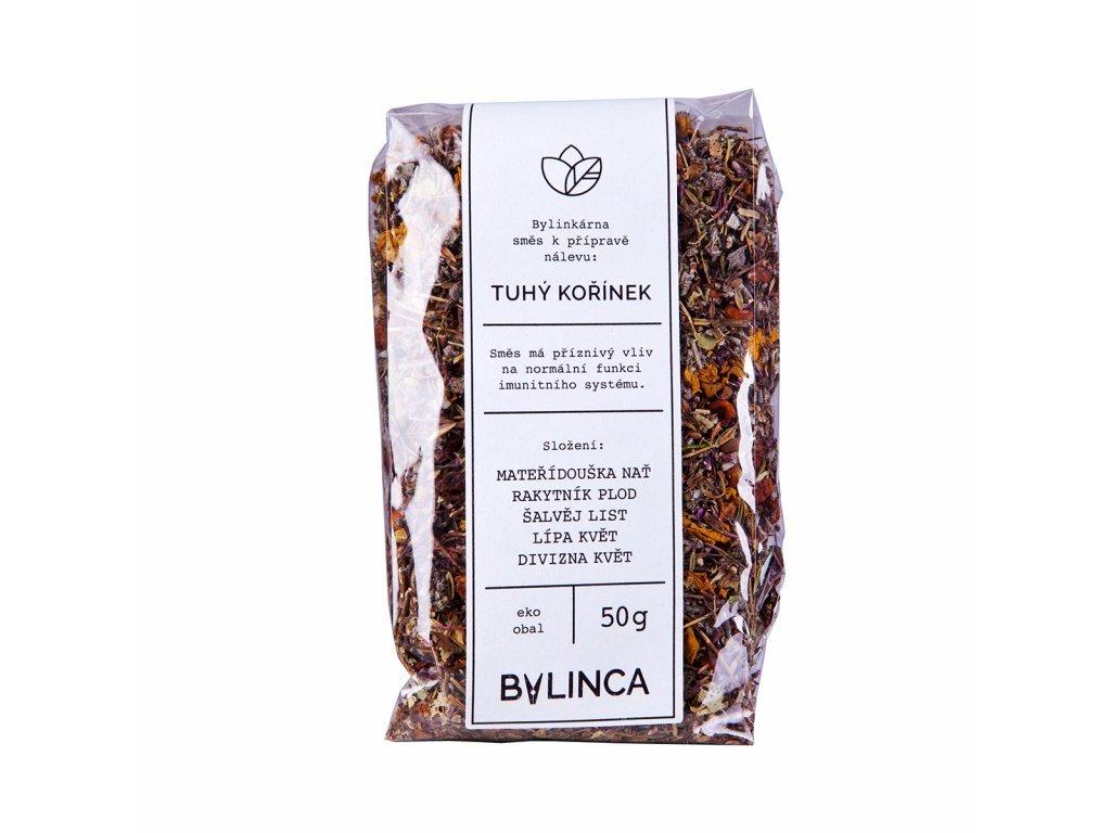 Bylinný čaj Tuhý kořínek 50 g