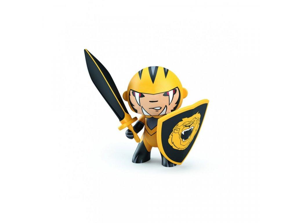 Figurka rytíře Žlutý tygr