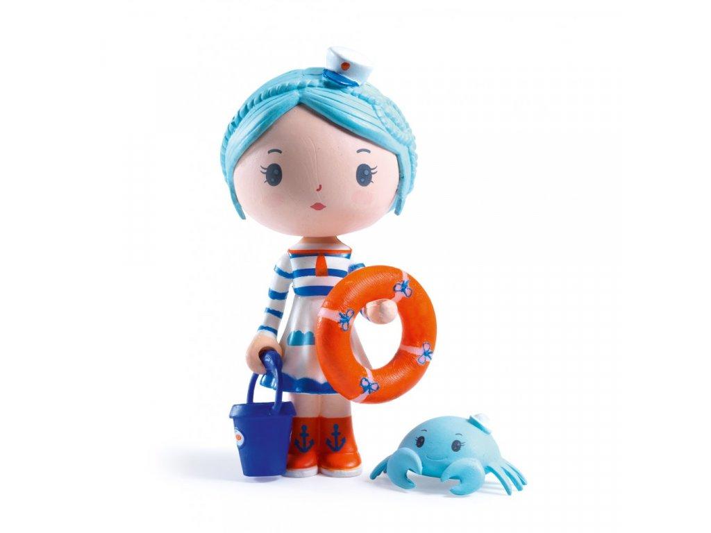 Figurka Marinette a Scouic