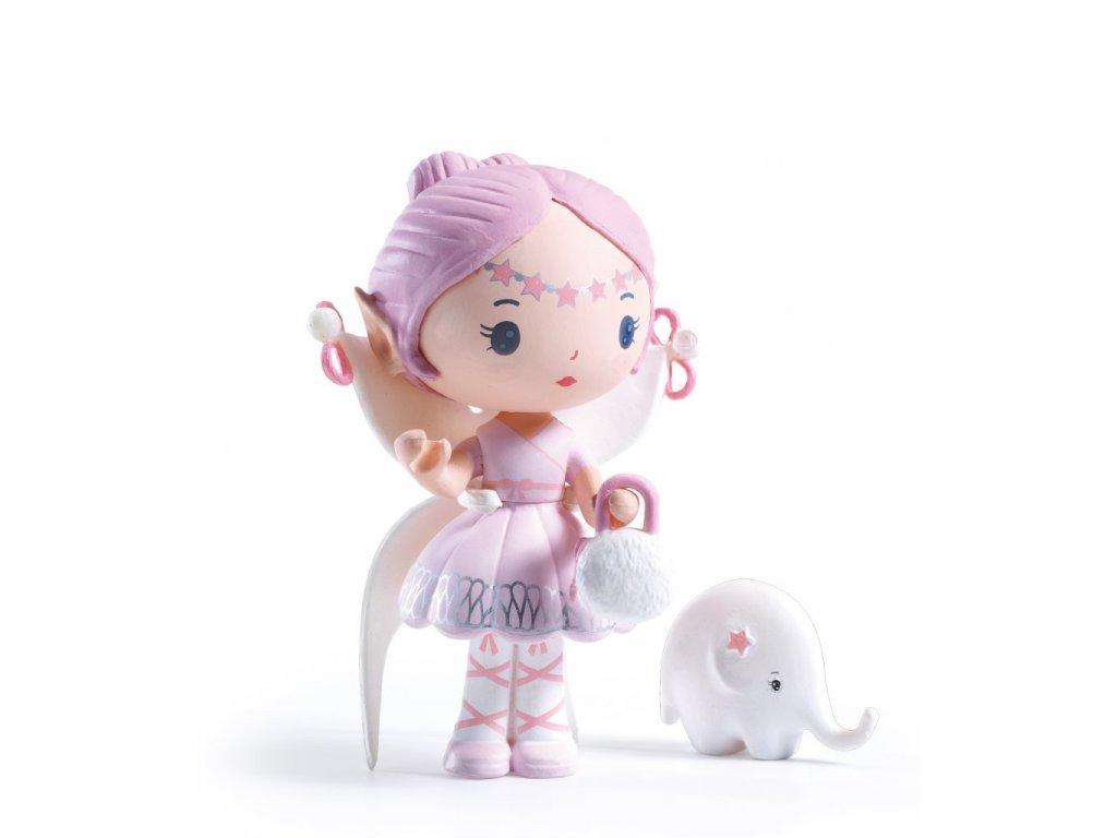 Figurka Elfe a Bolero