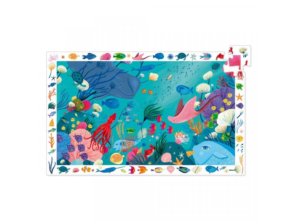 Puzzle Mořský svět