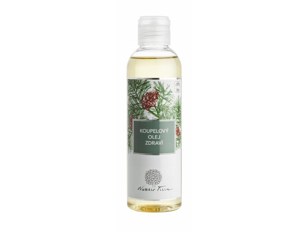 Koupelový olej Zdraví 200 ml