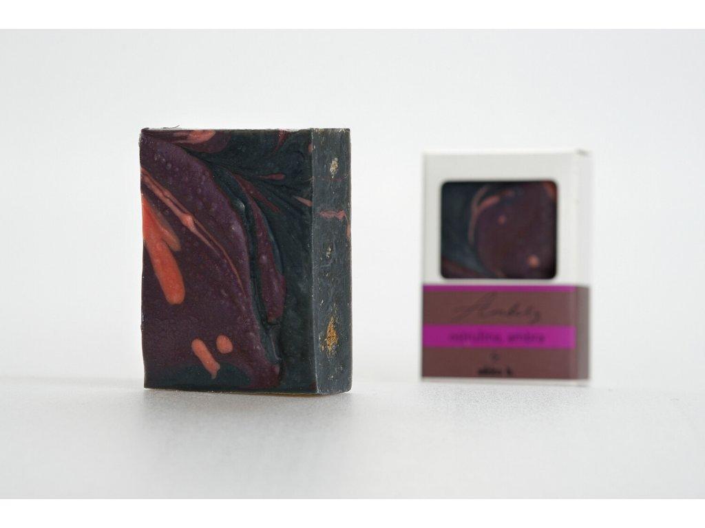 Mýdlo Ambery 90g