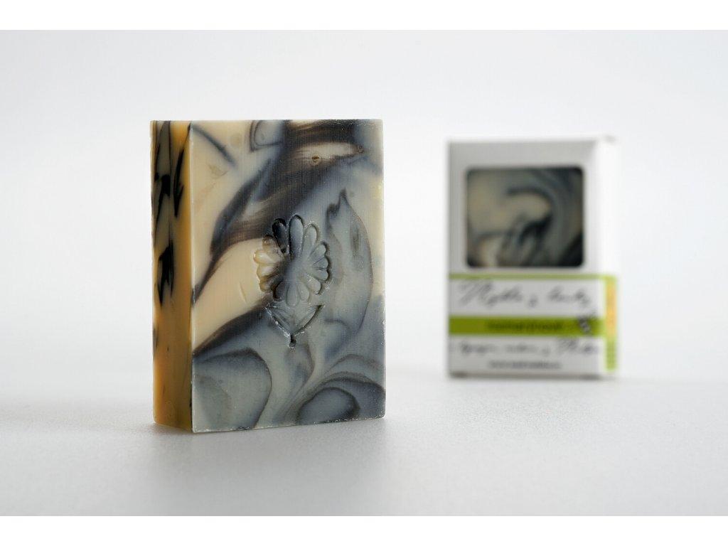 Hedvábné mýdlo z louky rozmarýnové 90g