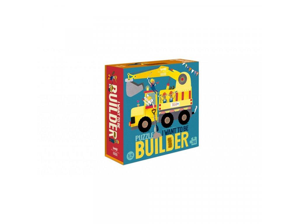 Puzze chci být stavitelem