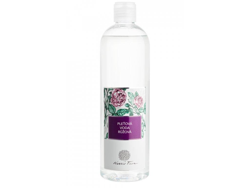 Pleťová voda Růžová 500 ml