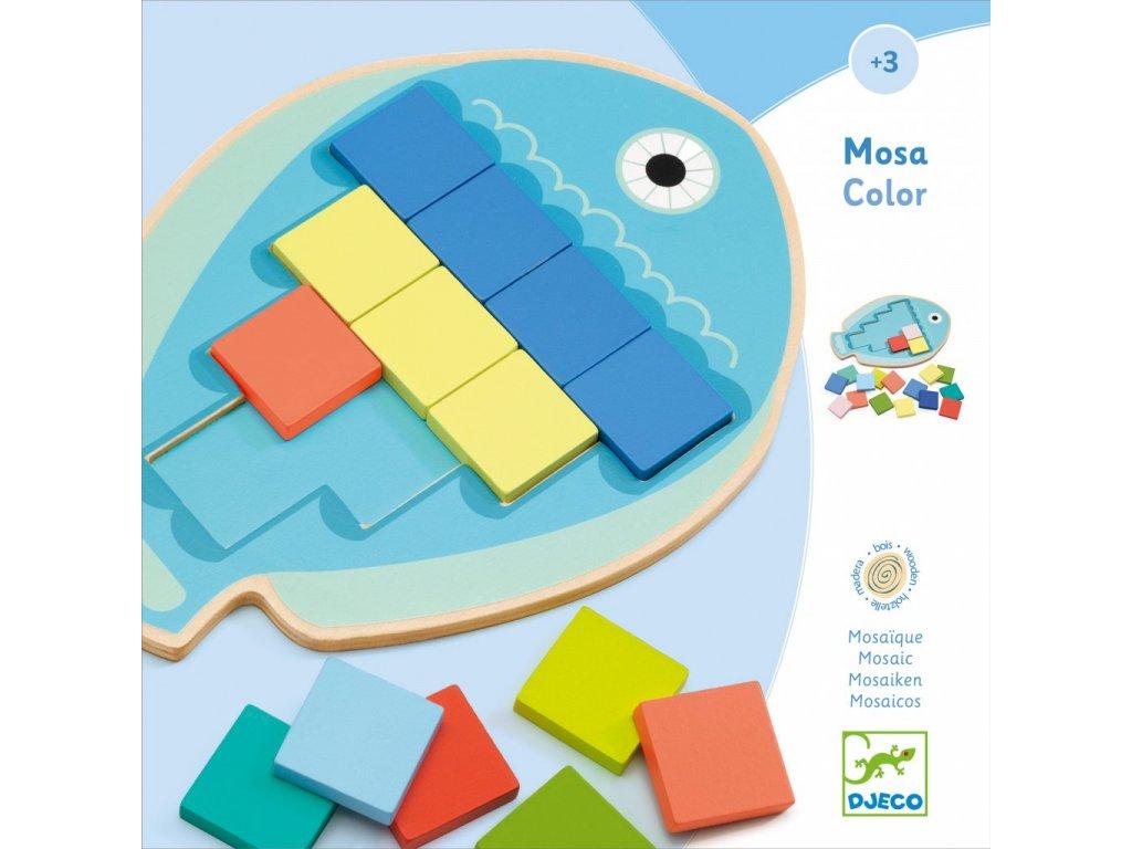 Hra Mozaika Ryba