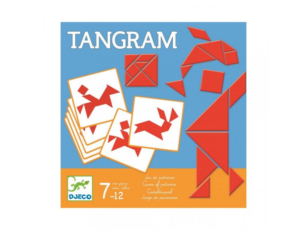 Hra Tangram