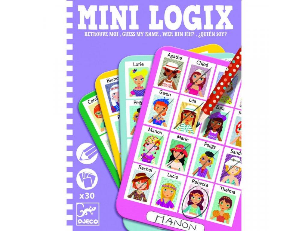 Mini logix - Jmenuješ se Julie?