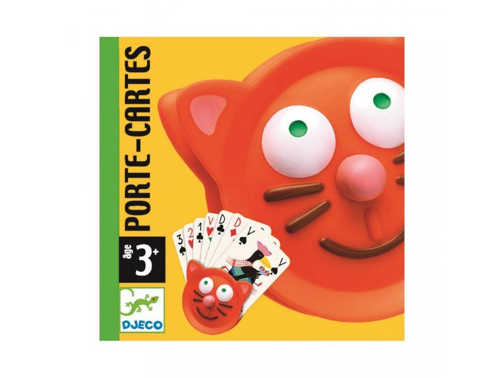 Držáček na karty