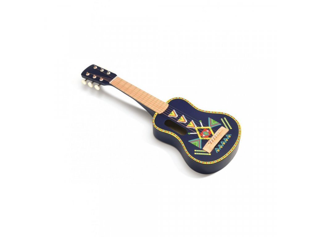 Kytara modrá Djeco