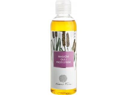 Masážní olej proti striím 200 ml