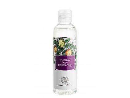 Pleťová voda Citron-grep 200 ml