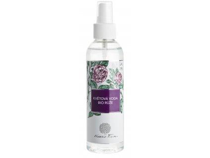 Květová voda BIO Růže 200 ml - plastová lahev