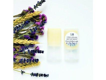 Deodorant Levandule 15g MALÝ (plast)