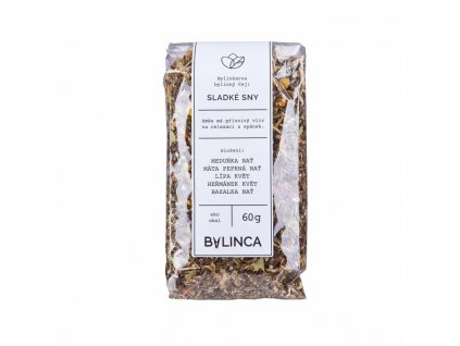 Bylinný čaj Sladké sny 60 g