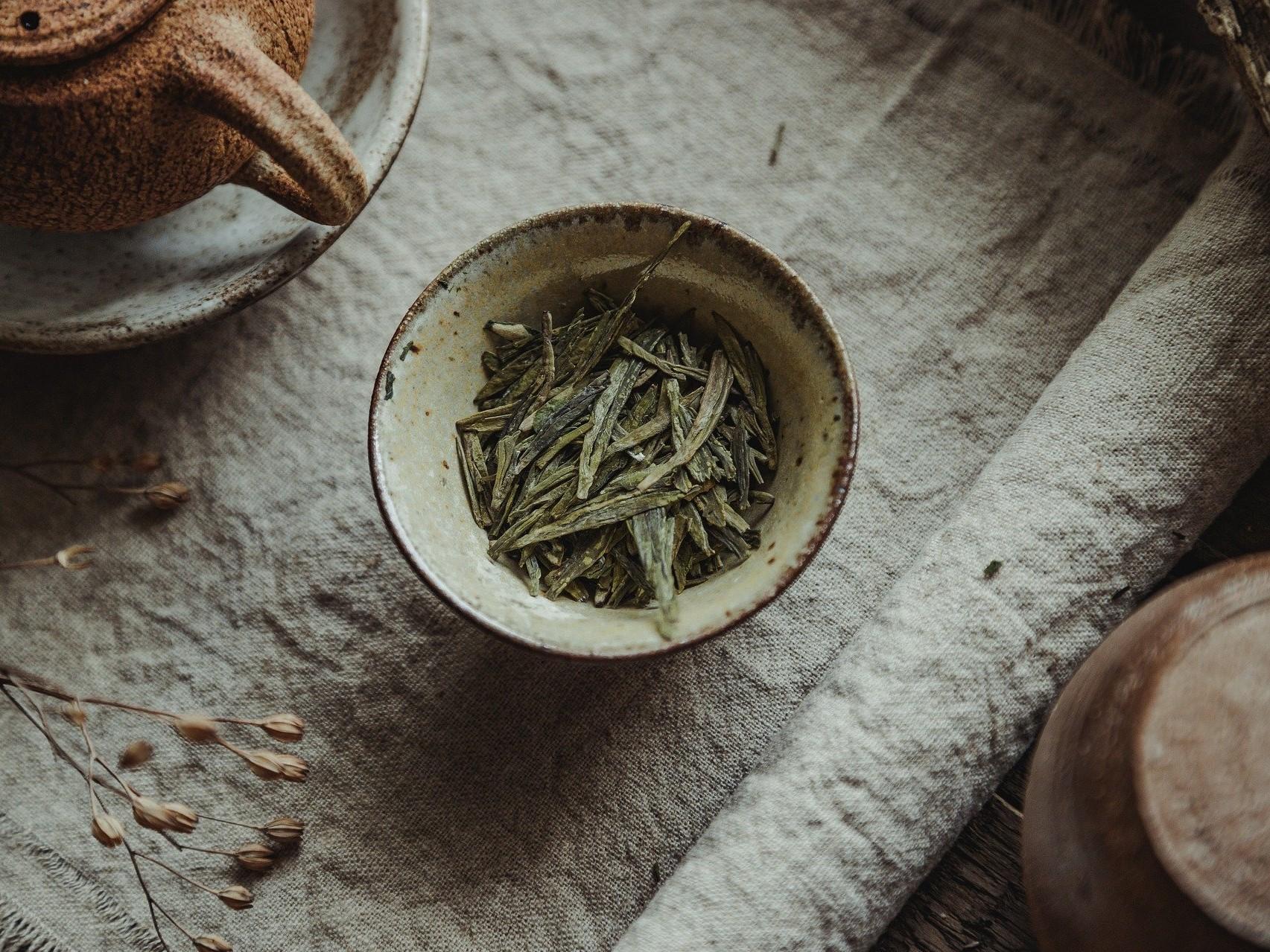 Zelený čaj China Sencha