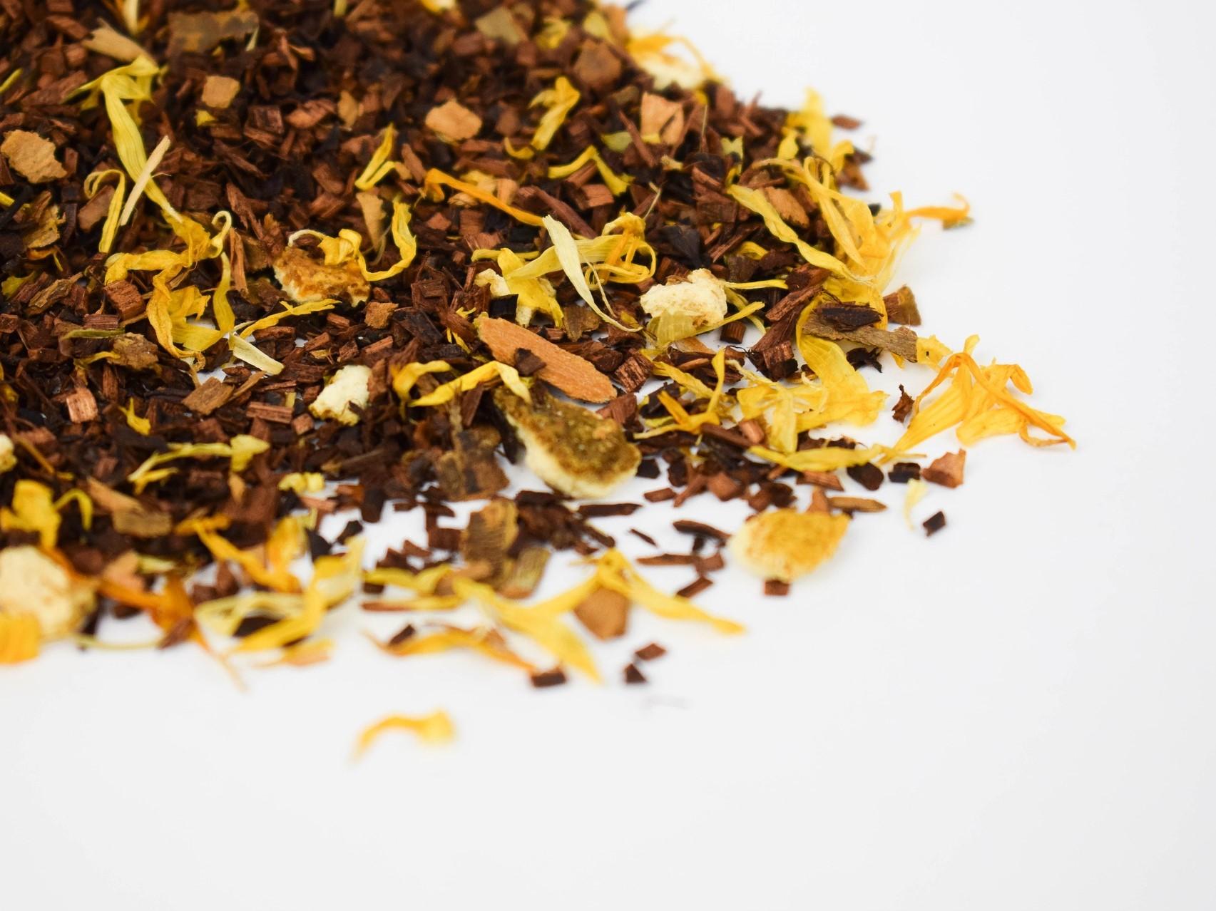 Aromatizace čajů