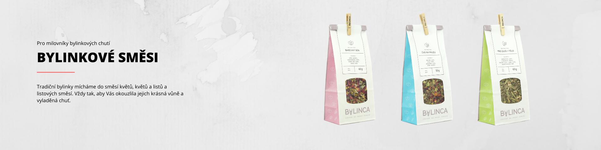 BYLINCA - bylinkové směsi
