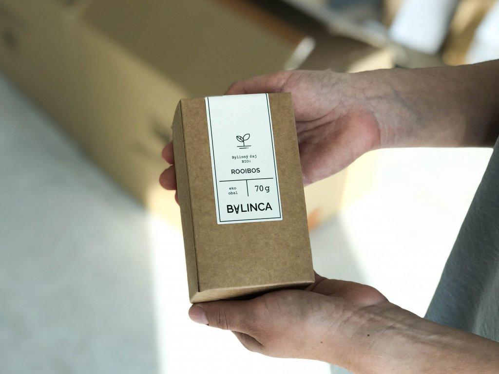 Bylinný čaj BIO: Rooibos original Organic Tea 60G