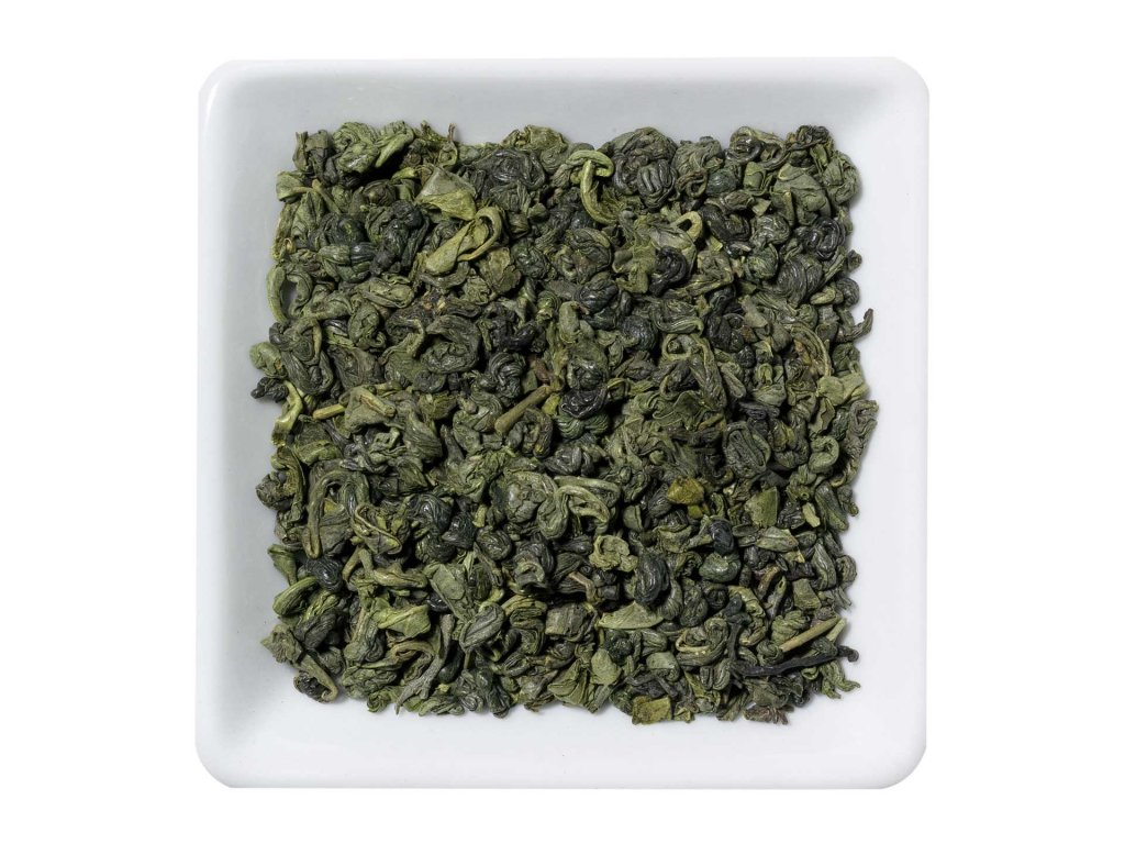 00510 China Gunpowder Organic Tea