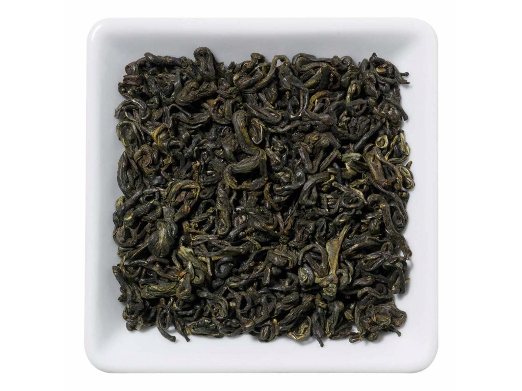 00524 China Chun Mee Organic Tea