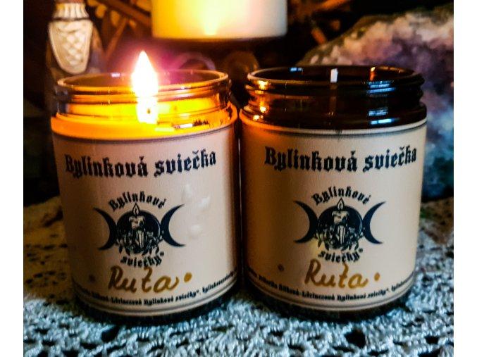 Čajové bylinkové sviečky - Jazmín