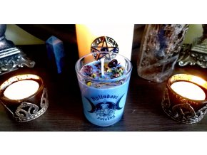 Rituálna bylinková sviečka - Zdravie