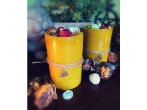Magická bylinková sviečka SPLN