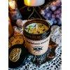 Čajová bylinková sviečka - Levanduľa