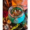 Magická bylinková sviečka - Gaia