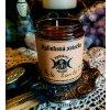 Čajové bylinkové sviečky - Palo Santo
