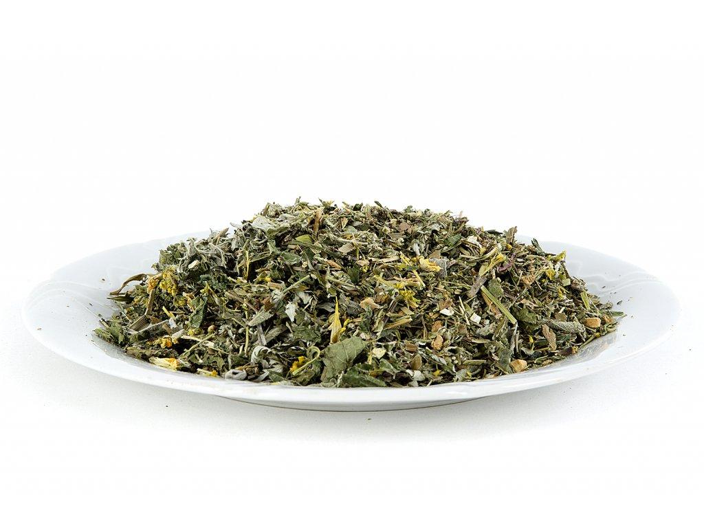 eupatoria bylinný čaj při překyselení