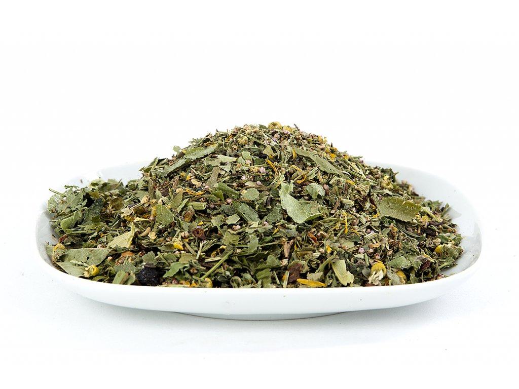 eupatoria čaj na čištění lymfy,talíř