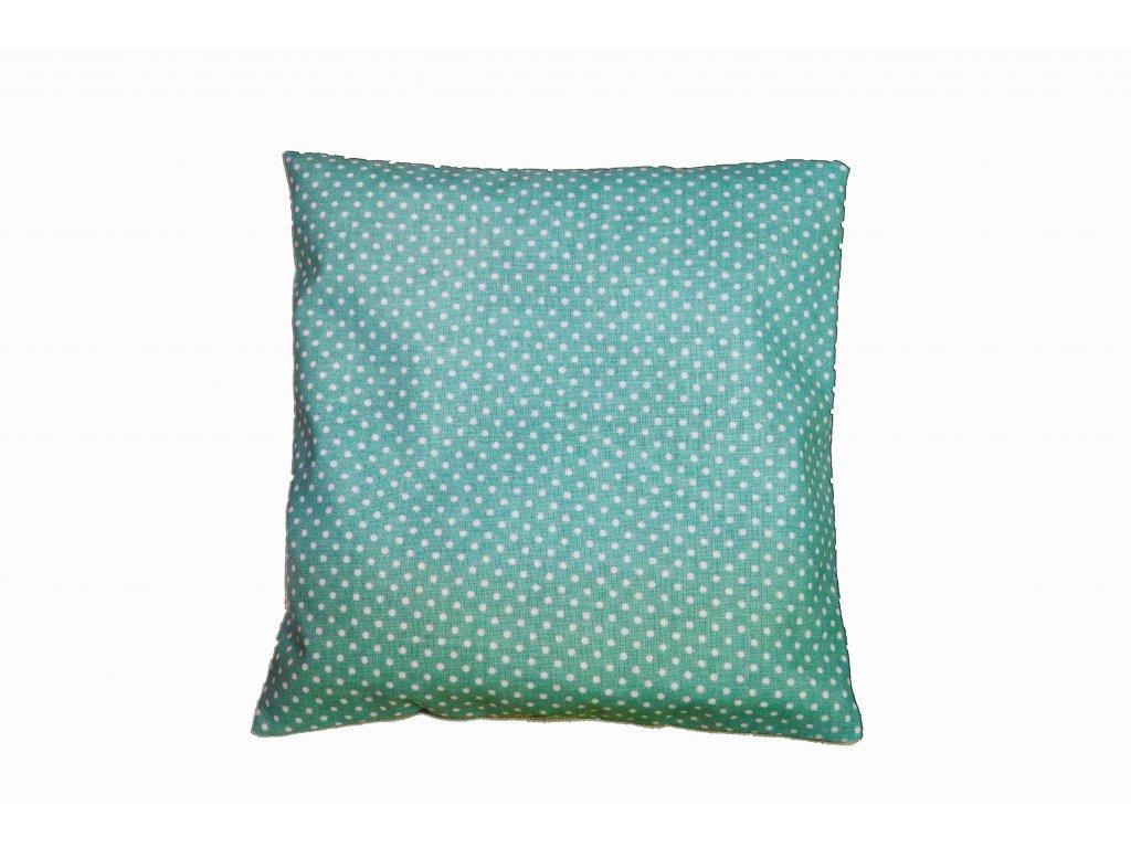 Zelené puntíky malý