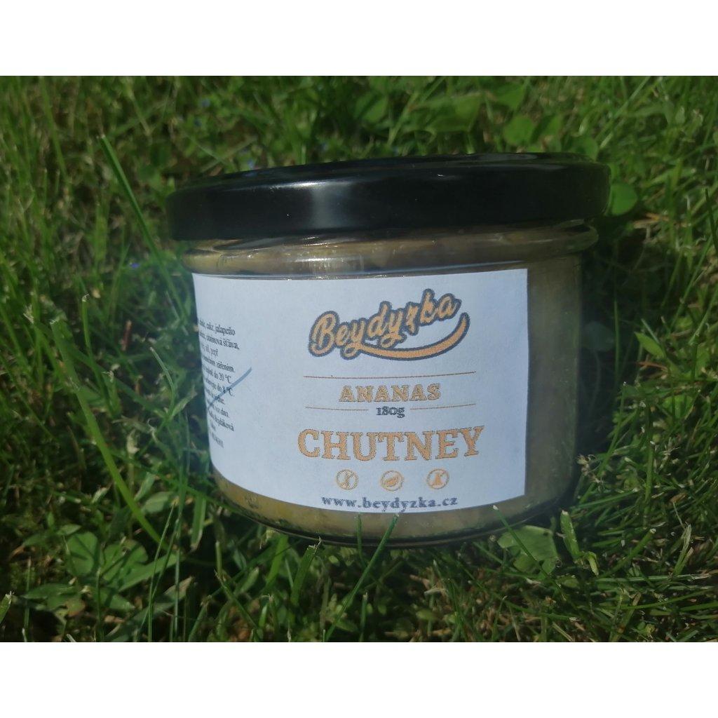 Chutney - Ananas 180g