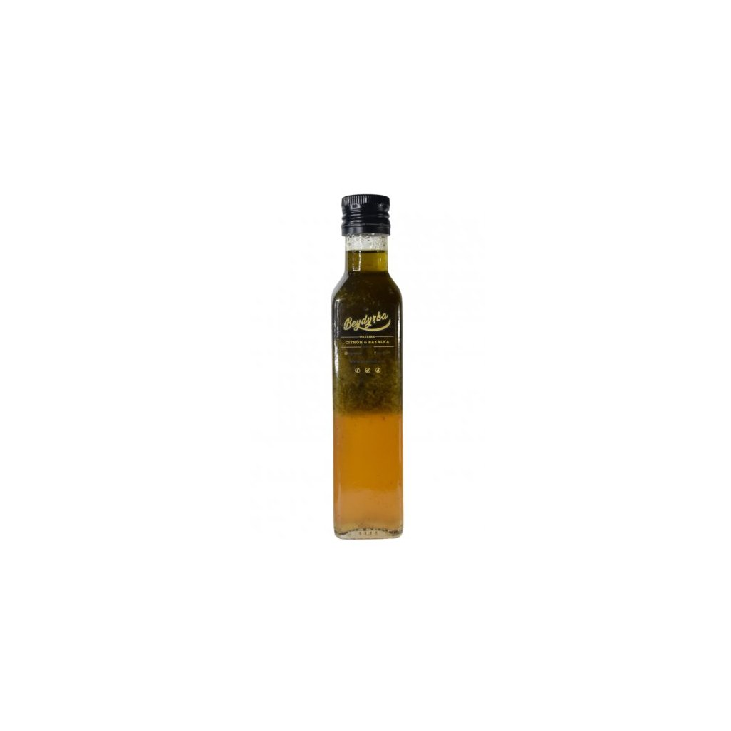 267 bio dresink citron a bazalka