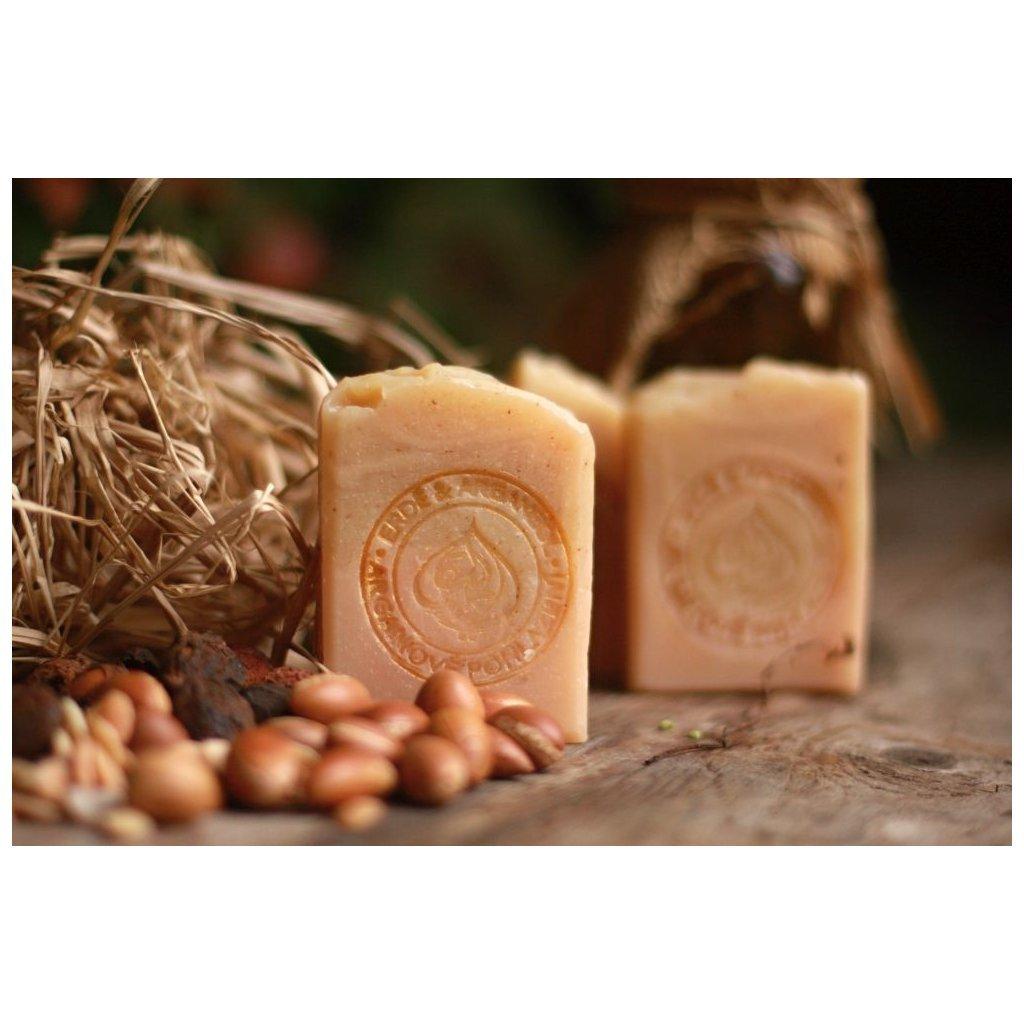394 prirodni mydlo arganove pohlazeni