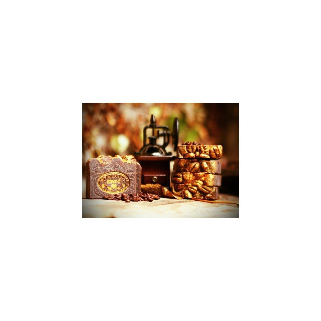 346 prirodni mydlo kavove cafe d oro
