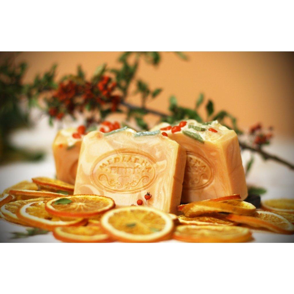 784 prirodni mydlo citrusovy rakytnik