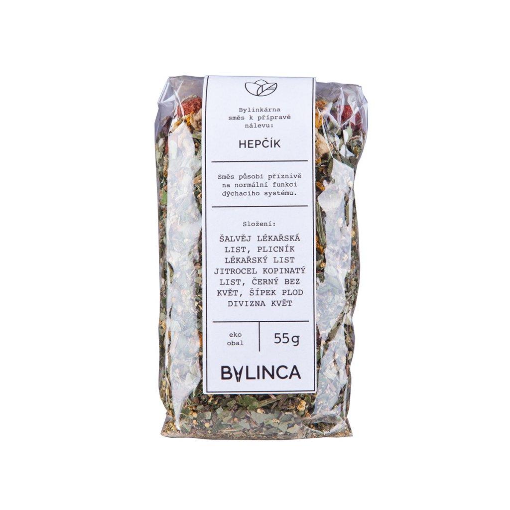 Bylinný čaj: Hepčík 55g