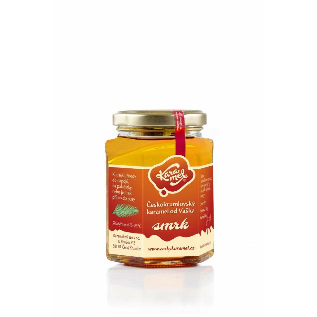 90 tekuty ceskokrumlovsky karamel od vaska smrk
