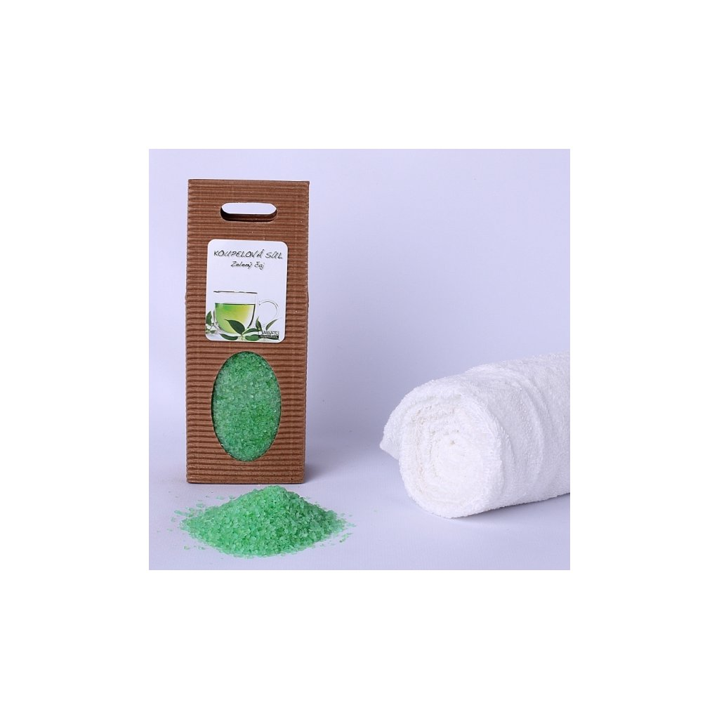 zeleny caj krabicka 400g