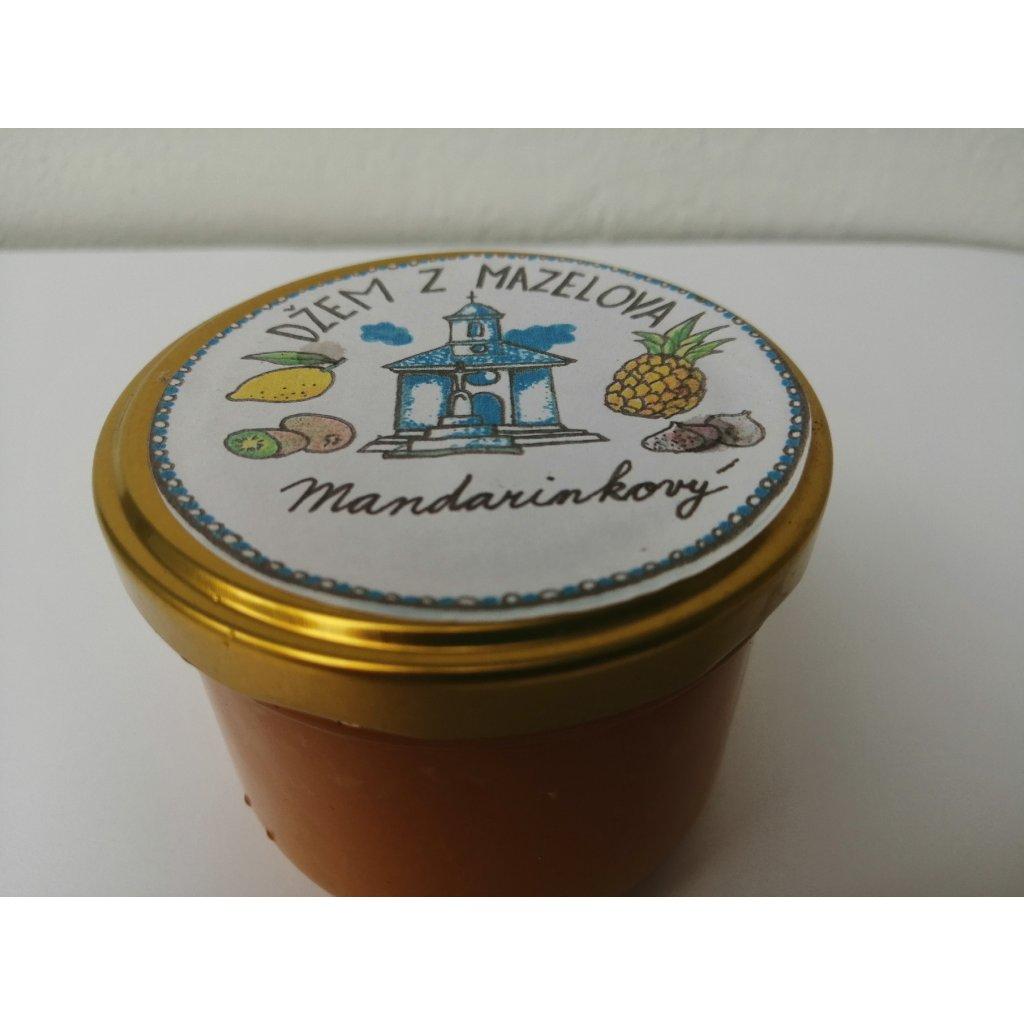 Marmeláda - Mandarinka