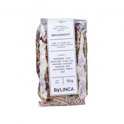 Bylinný čaj: Brusinkový 50g