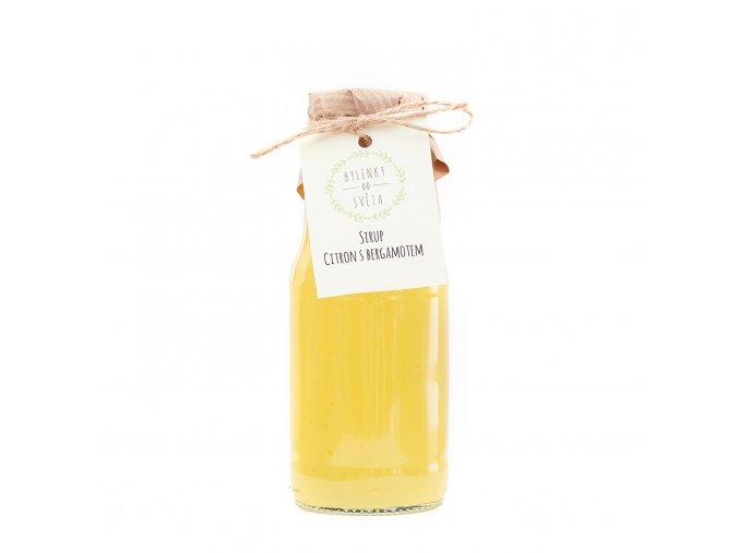 citron s bergamotem 300