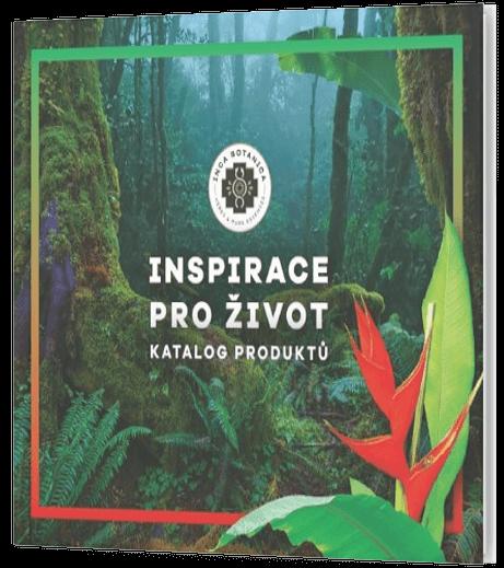 Produktový katalog Inca Botanica