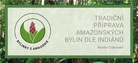 EBOOK - Tradiční příprava Amazonských bylin dle indiánů