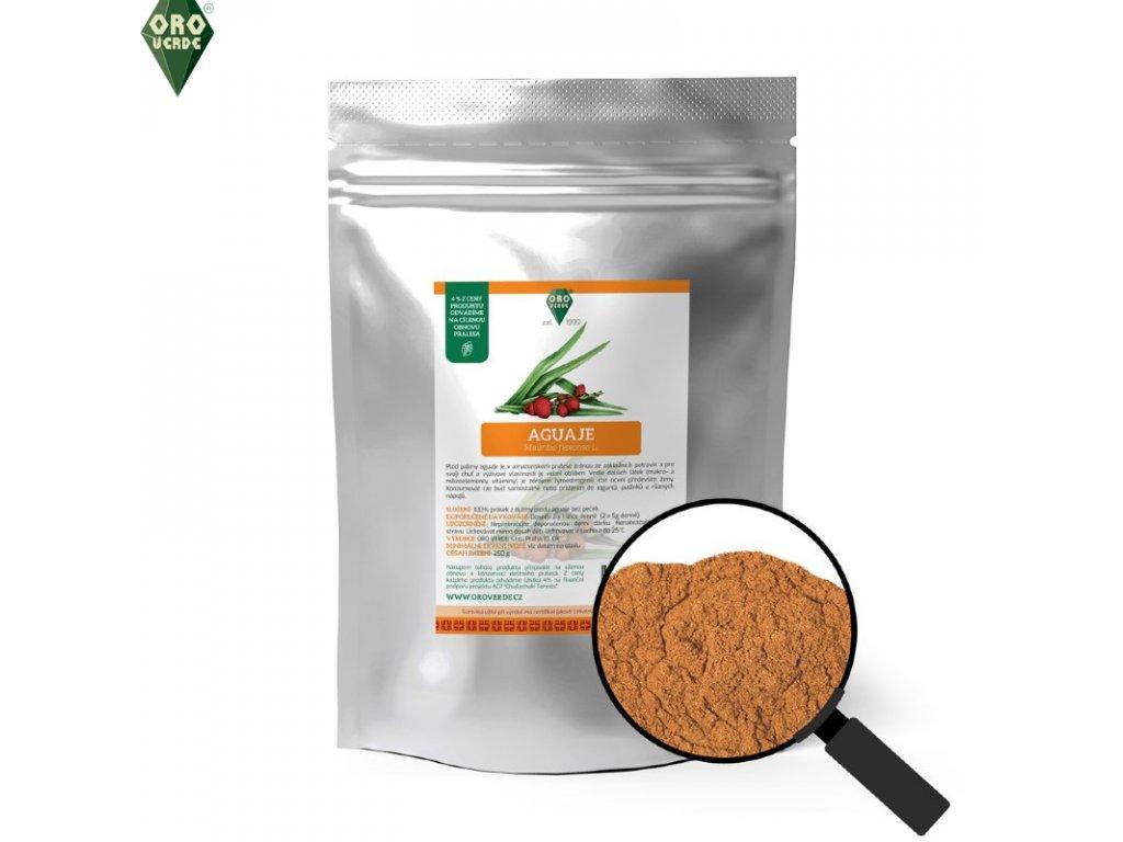 Aguaje - prášek 250 g
